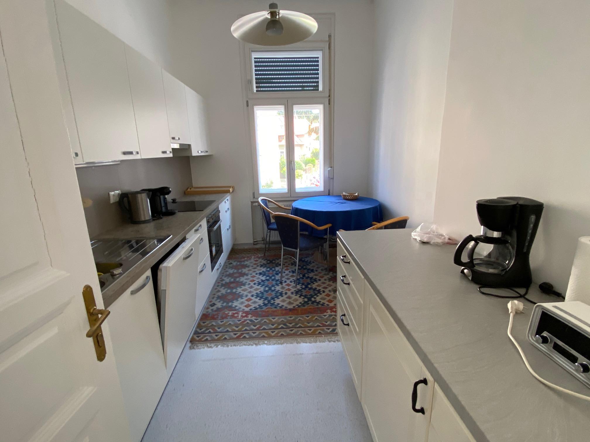 Graz-Schillerplatz. Sehr schöne 3-Zimmerwohnung mit kleinem Balkon
