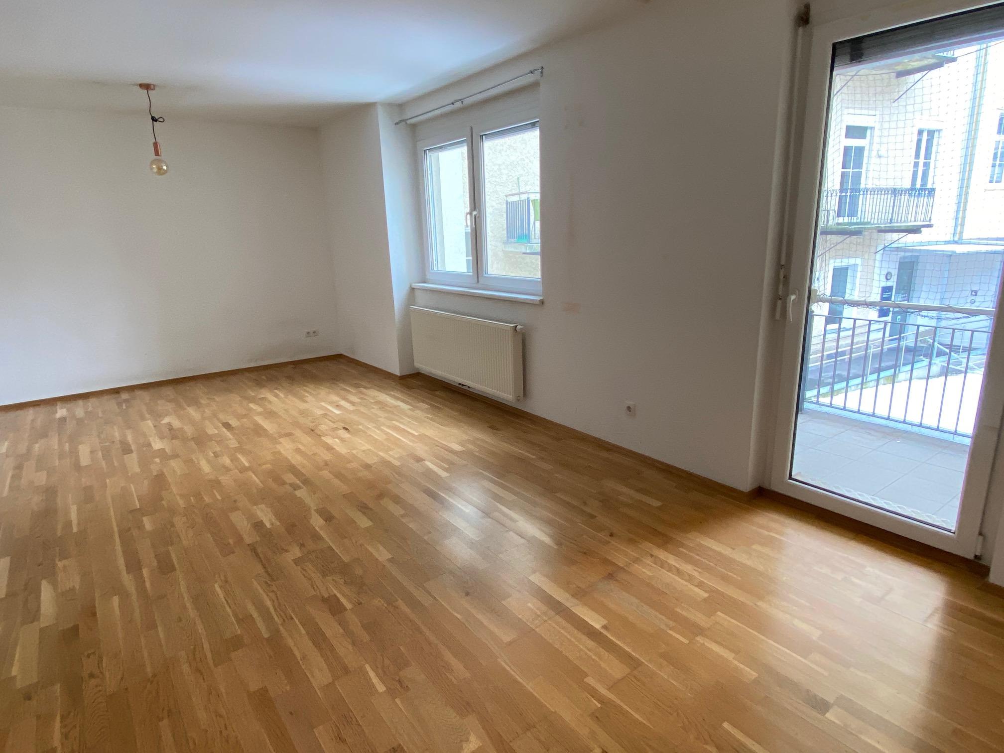 Graz - Annenstraße - ruhige 2-Zimmerwohnung im Innenhof mit Balkon