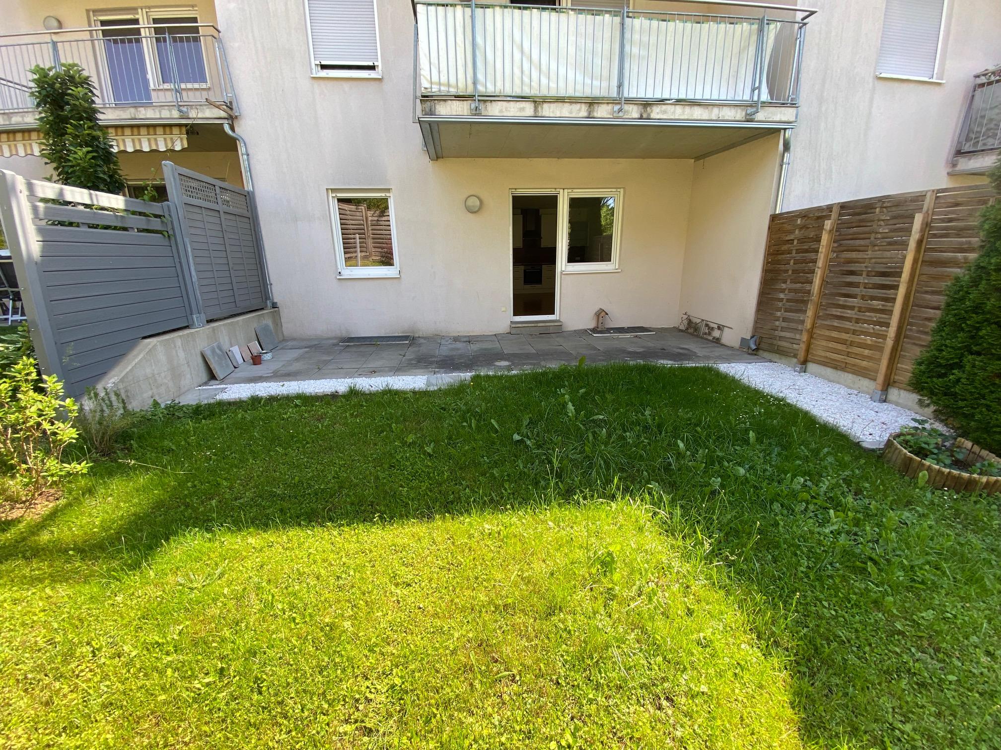 Graz-Mariatrost... Wunderschöne 3-Zimmerwohnung mit Garten