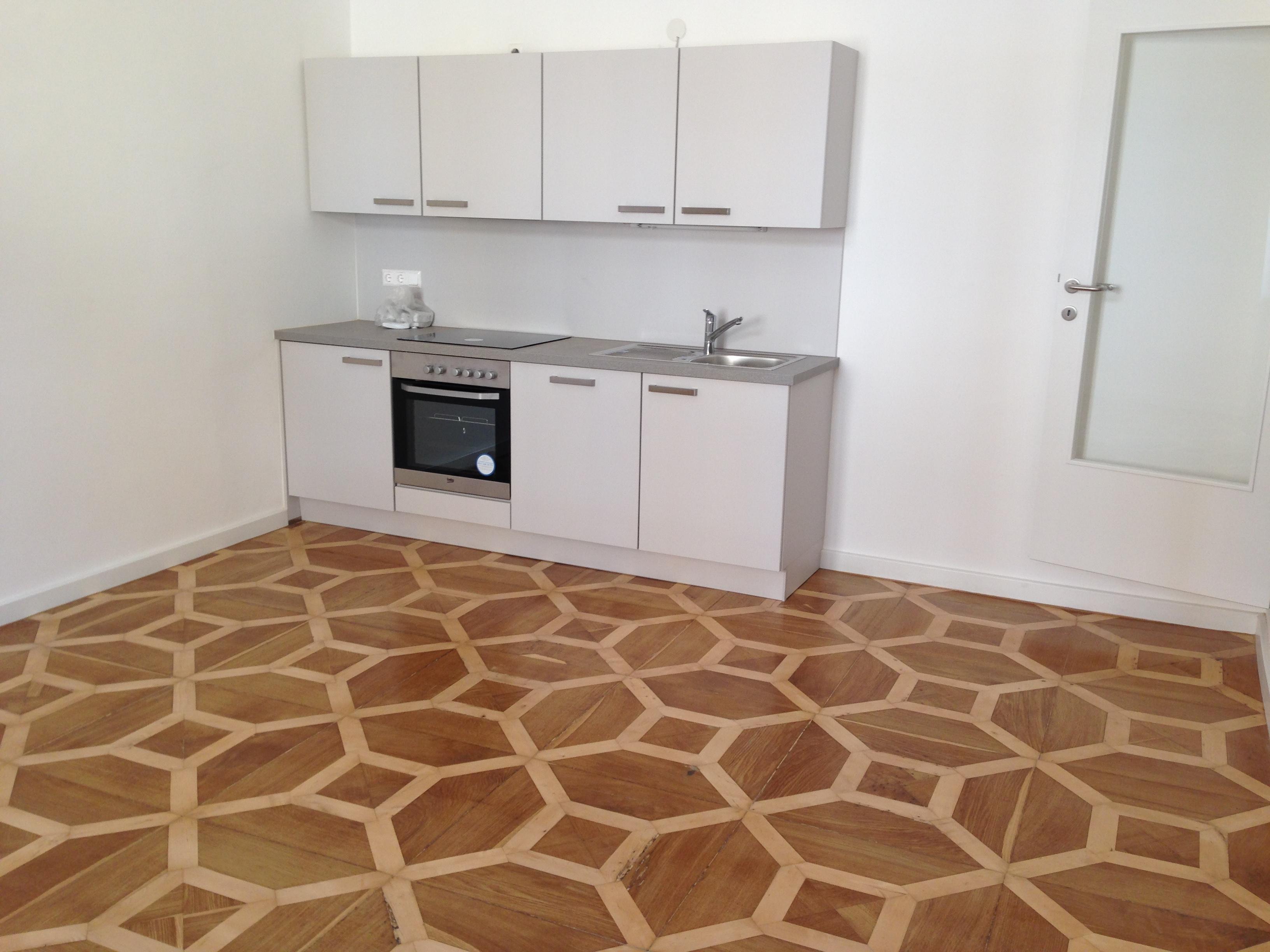 Zinzendorfgasse 1-Zimmer-Mietwohnung in unmittelbarer Uni-Nähe. Sanierte Altbauwohnung