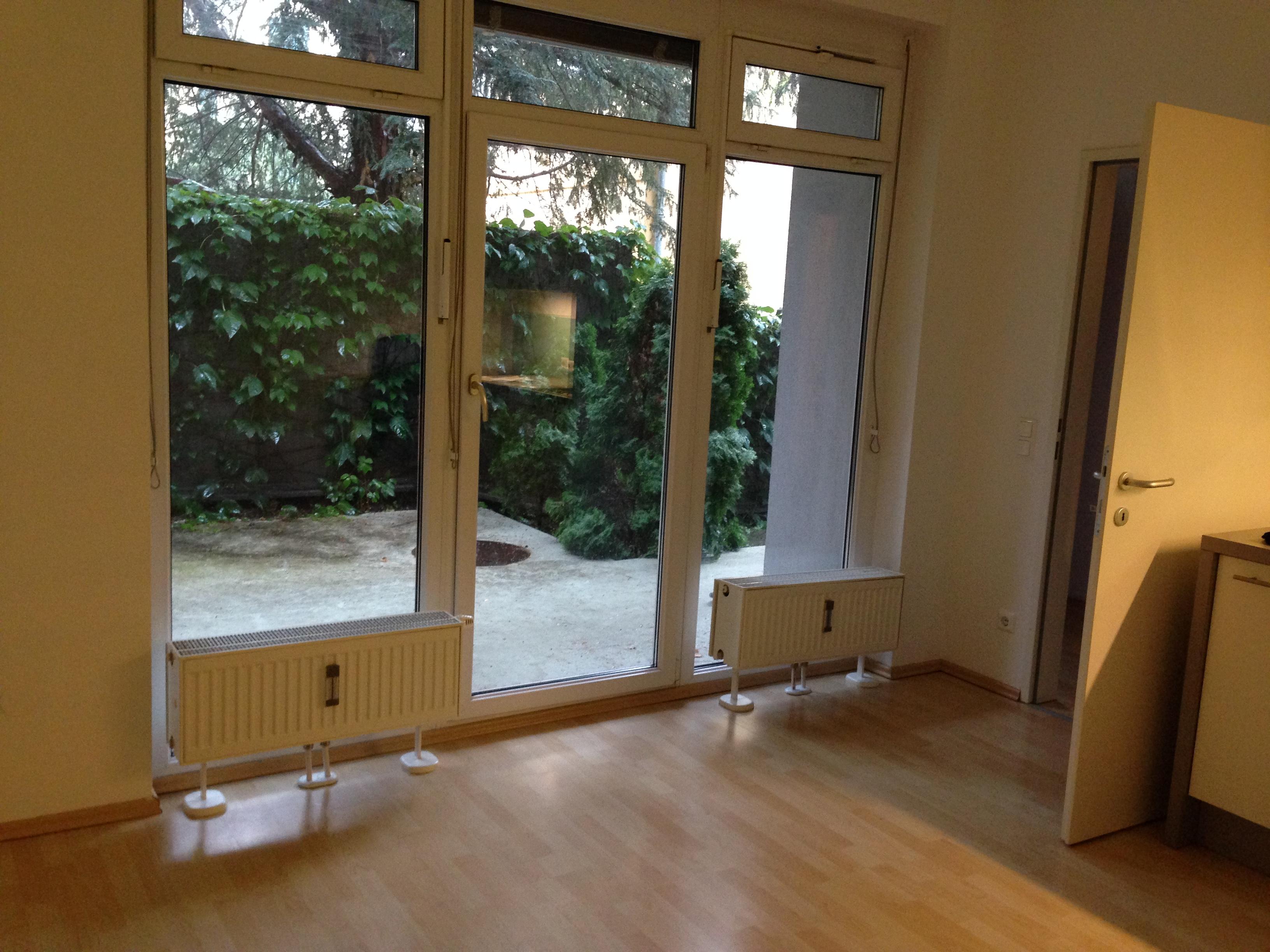 Zinzendorfgasse Mietwohnung in unmittelbarer Uni-Nähe. Innenhoflage mit Terrasse
