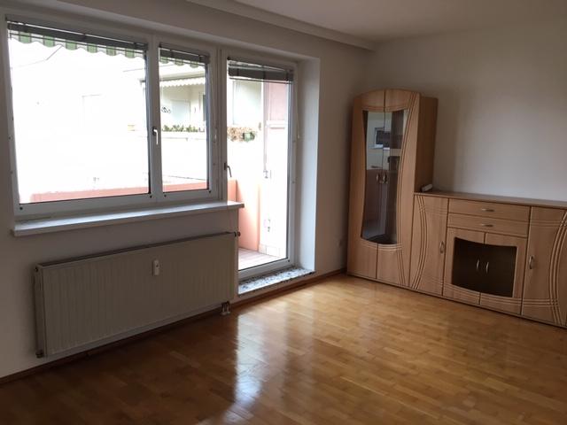 Kapfenberg-Apfelmoar -sehr ruhige 2 Zimmerwohnung mit Innenhofbalkon